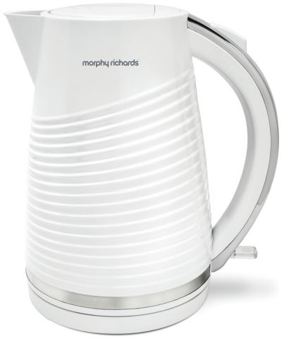 Morphy Richards 108269 Dune Jug Kettle - White Best Price, Cheapest Prices