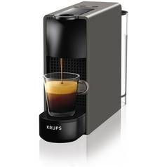 Nespresso by Krups Essenza Pod Coffee Machine - Grey Best Price, Cheapest Prices