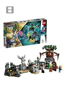 LEGO Hidden Side 70420 Graveyard Mystery with AR Games Ghost Hunting App Best Price, Cheapest Prices