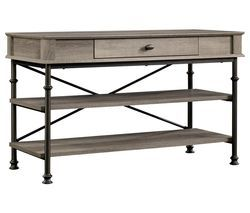 TEKNIK Canal Heights 1054 mm TV Stand - Northern Oak Best Price, Cheapest Prices