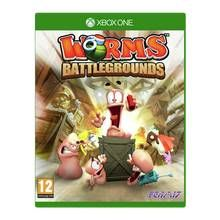 Worms Battlegrounds Xbox One Game Best Price, Cheapest Prices