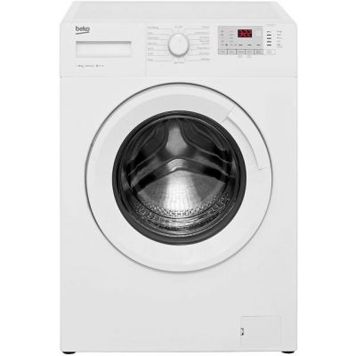 Beko WTG1041B2W 10Kg Washing Machine with 1400 rpm - White - A+++ Rated Best Price, Cheapest Prices