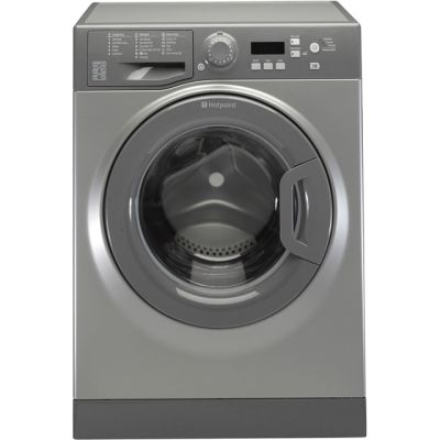 Hotpoint WMBF742GUK 7Kg Washing Machine with 1400 rpm - Graphite - A Rated Best Price, Cheapest Prices