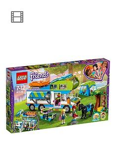 LEGO Friends 41339 Mia's Camper Van Best Price, Cheapest Prices