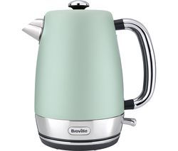 BREVILLE Strata VKJ998 Jug Kettle - Green Best Price, Cheapest Prices