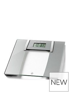 Weight Watchers Ultra Slim Glass Body Analyser Bathroom Scale Best Price, Cheapest Prices