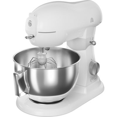 Swan Fearne By Swan SP32010TEN Stand Mixer with 6 Litre Bowl - Truffle Best Price, Cheapest Prices