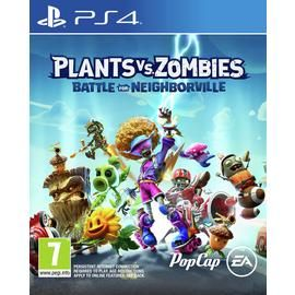 Plants Vs Zombies: Battle for Neighbourville PS4 Game Best Price, Cheapest Prices