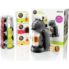 Nescafe Dolce Gusto Krups Mini Me Pod Coffee Machine - Grey Best Price, Cheapest Prices