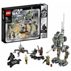 LEGO Star Wars Scout Walker 20th Anniversary Set - 75261 Best Price, Cheapest Prices