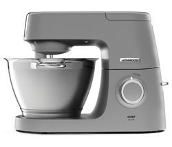 KENWOOD Chef Elite KVC5100S Stand Mixer - Silver Best Price, Cheapest Prices