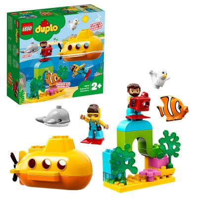 LEGO DUPLO Town Submarine Adventure Bath Toy 10910 Best Price, Cheapest Prices