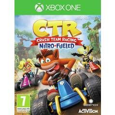 Crash Team Racing: Nitro-Fueled Xbox One Pre-Order Game Best Price, Cheapest Prices