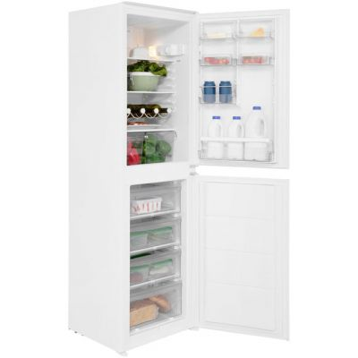 Gorenje Essential Line RKI4181AWV Integrated 50/50 Fridge Freezer with Sliding Door Fixing Kit - White - A+ Rated Best Price, Cheapest Prices