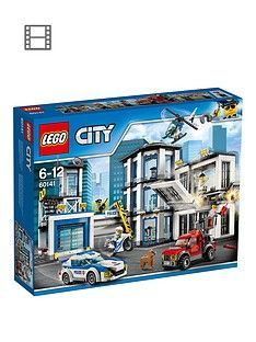 LEGO City 60141 Police Station Best Price, Cheapest Prices