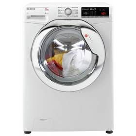 Hoover DXOA 610HCW 10KG 1600 Spin Washing Machine - White Best Price, Cheapest Prices