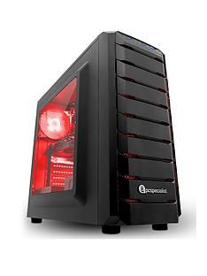 PC Specialist Fusion Gamer AMD Ryzen 3 Processor, GeForce GTX 1060 Graphics, 8Gb RAM, 1Tb HDD Gaming PC  Best Price, Cheapest Prices