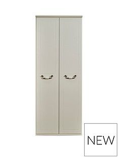 SWIFT Broadway Ready Assembled 2 Door Wardrobe Best Price, Cheapest Prices