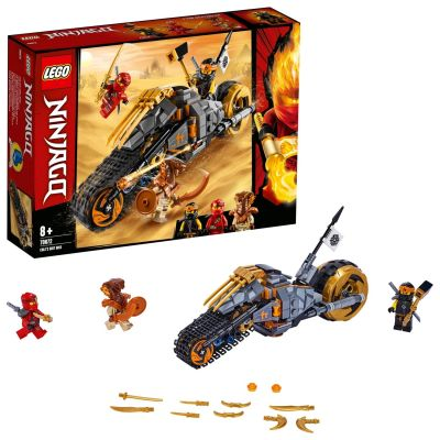 LEGO Ninjago Cole's Dirt Bike Playset - 70672 Best Price, Cheapest Prices