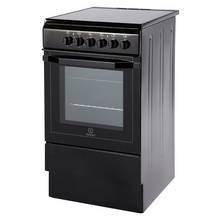 Indesit I5VSHW Electric Cooker - Black Best Price, Cheapest Prices