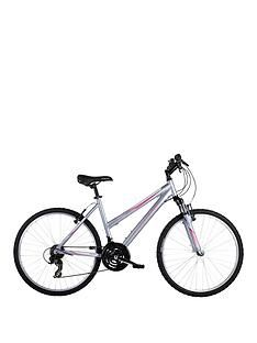 Barracuda Mystique Hardtail Ladies Mountain Bike 18 Inch Frame Best Price, Cheapest Prices