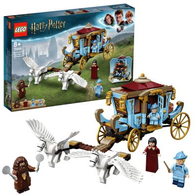 LEGO Harry Potter TM Beauxbatons' Carriage- 75958 Best Price, Cheapest Prices