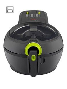 Tefal ActiFry Plus GH840B40 Air Fryer - Grey / 1.2kg Best Price, Cheapest Prices