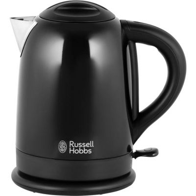 Russell Hobbs Dorchester 20093 Kettle - Black Best Price, Cheapest Prices