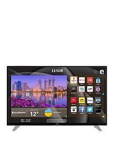 Luxor 49 inch Ultra HD 4K,Freeview Play, Smart TV