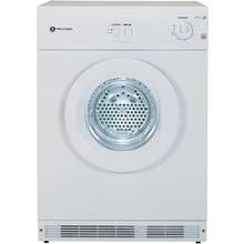 White Knight C44AW Vented Tumble Dryer - White Best Price, Cheapest Prices
