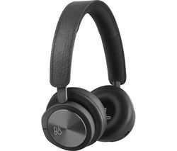BANG & OLUFSEN H8i Wireless Bluetooth Noise-Cancelling Headphones - Black Best Price, Cheapest Prices