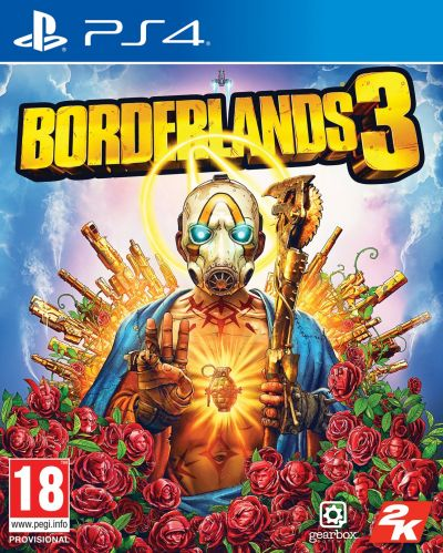 Borderlands 3 PS4 Game Best Price, Cheapest Prices