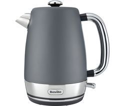 BREVILLE Strata VKJ994 Jug Kettle - Grey Best Price, Cheapest Prices
