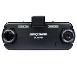 NEXTBASE Duo Full HD Dash Cam - Black Best Price, Cheapest Prices