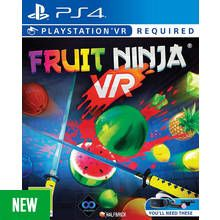 Fruit Ninja VR PS4 Game Best Price, Cheapest Prices