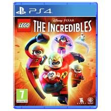 LEGO Incredibles PS4 Game Best Price, Cheapest Prices
