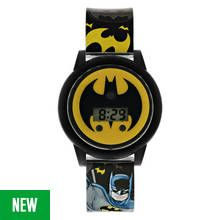 DC Comics Batman Light Up Spinning Dial Watch Best Price, Cheapest Prices