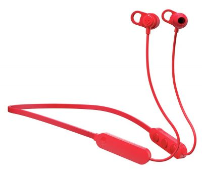 Skullcandy Jib+ In-Ear Wireless Headphones - Red Best Price, Cheapest Prices