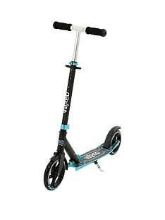 Wired Bolt Racing Cruiser Scooter - F4 Best Price, Cheapest Prices