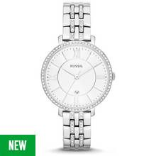 Fossil Ladies' Jacqueline ES3545 Stainless Steel Watch Best Price, Cheapest Prices