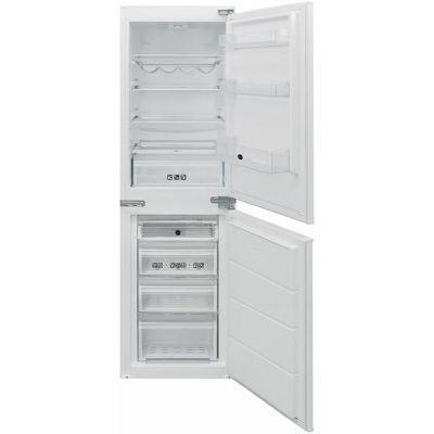 Hoover BHBS172UKT Integrated 50/50 Fridge Freezer with Sliding Door Fixing Kit - White - A+ Rated Best Price, Cheapest Prices