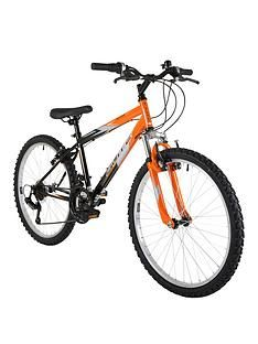 Flite Ravine Front Suspension Boys Bike 24 inch Wheel Best Price, Cheapest Prices