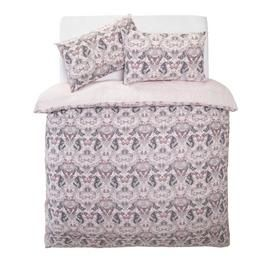 Argos Home Butterfly Bedding Set - Double Best Price, Cheapest Prices
