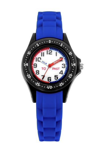 Little Tix Intercity Blue Silicone Time Teacher Watch Best Price, Cheapest Prices