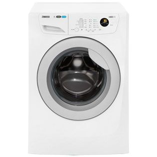 Zanussi Lindo300 ZWF91483WR 9Kg Washing Machine with 1400 rpm - White - A+++ Rated Best Price, Cheapest Prices