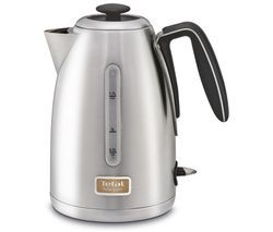 TEFAL Maison KI2608UK Jug Kettle - Stainless Steel & Chalkboard Black Best Price, Cheapest Prices