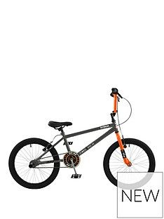 Zombie Zombie Outbreak Boys BMX Bike 20 inch Wheel Best Price, Cheapest Prices