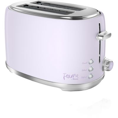 Swan Fearne By Swan ST20010LYN 2 Slice Toaster - Lily Best Price, Cheapest Prices