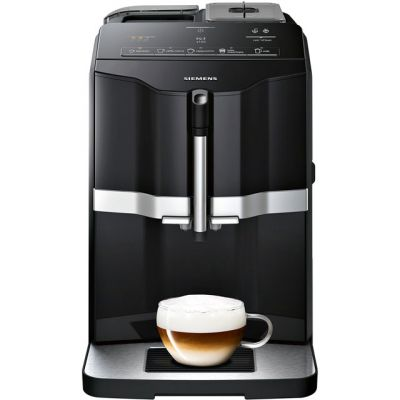 Siemens EQ3 TI301209RW Bean to Cup Coffee Machine - Black Best Price, Cheapest Prices