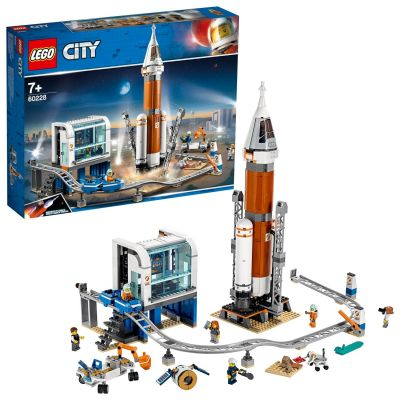 LEGO City Space Rocket n Launch Control Playset - 60228 Best Price, Cheapest Prices